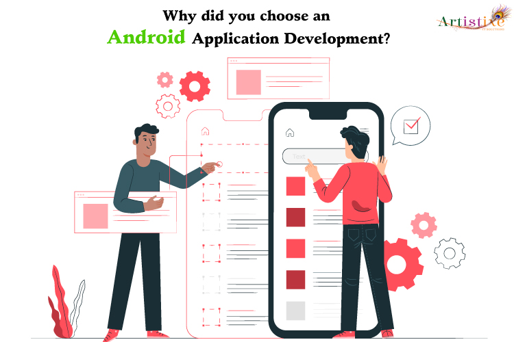 Why did you choose an Android Application Development?