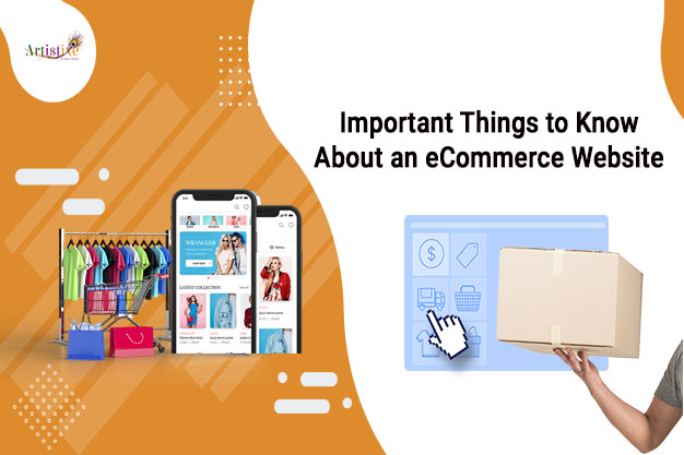 Important Things to Know About an eCommerce Website