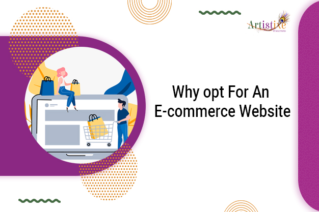 Opt for an E-Commerce